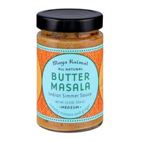 Maya Kaimal Butter Masala Medium Indian Simmer Sauce