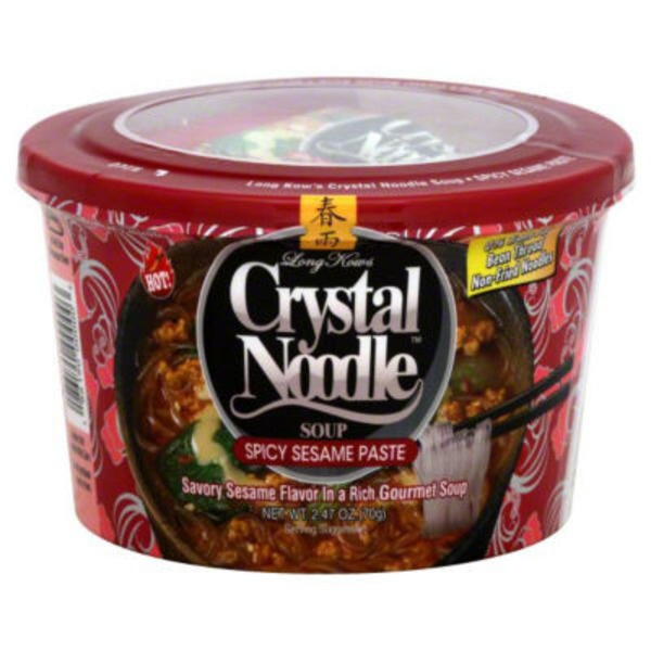 Crystal Noodle Crystal Noodle Spicy Sesame Paste Soup