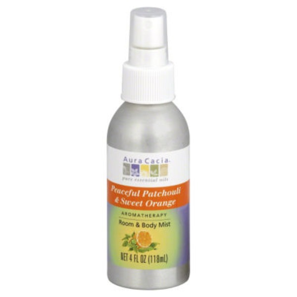 Aura Cacia Patchouli/Sweet Orange Aromatherapy Mist