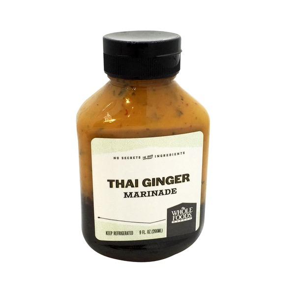 Whole Foods Market Thai Ginger Marinade