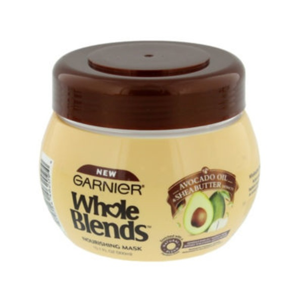 Whole Blends Very Dry Hair Avocado Oil & Shea Butter Nourishing Mask