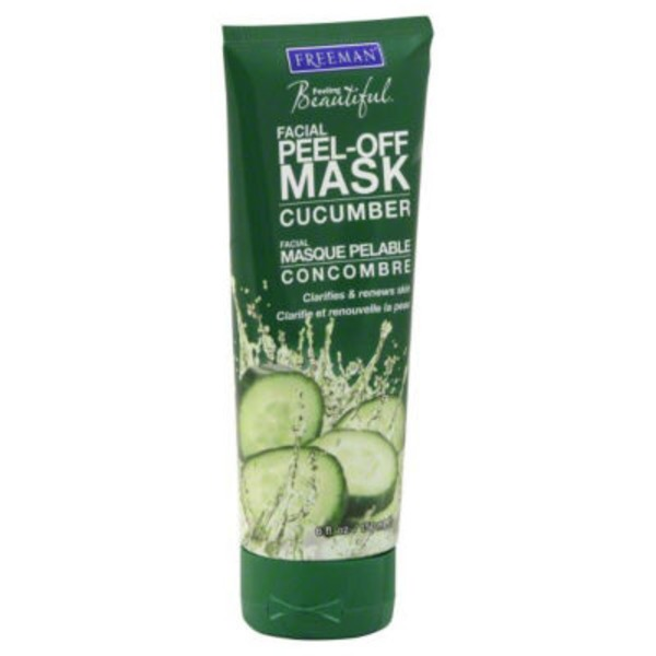 Freeman Feelings Beautiful Cucumber Facial Peel-Off Mask