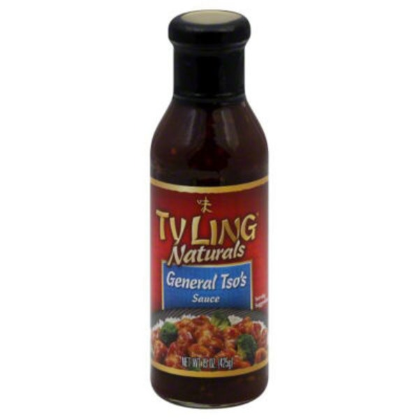 Ty Ling Sauce, General Tso's