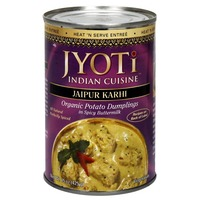 Jyoti Natural Foods Jaipur Karhi Organic Potato Dumplings in Spicy Buttermilk