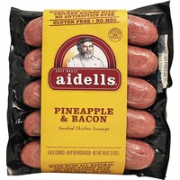 Aidells Pineapple And Bacon Sausage