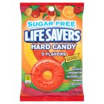 Lifesavers 5 Flavors Hard Candy, 2.75 oz
