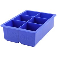 Tovolo Two Ice Cube Trays Blue
