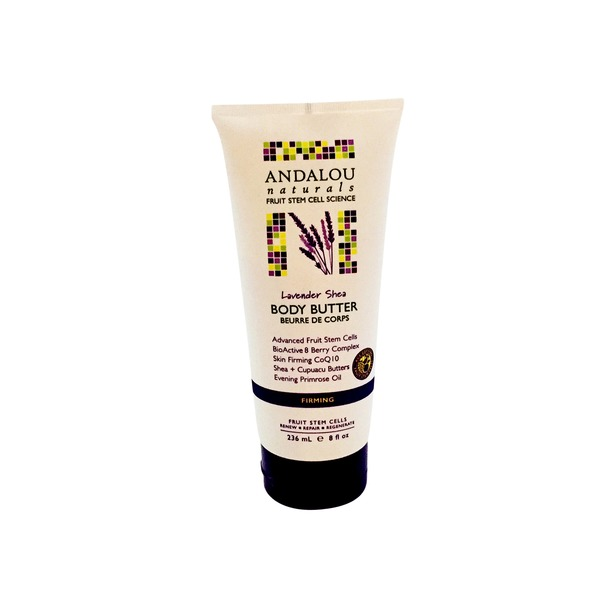 Andalou Naturals Lavender Shea Body Butter