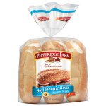 Pepperidge Farm Soft Hoagie Rolls w/Sesame Seeds Bread, 1412 oz