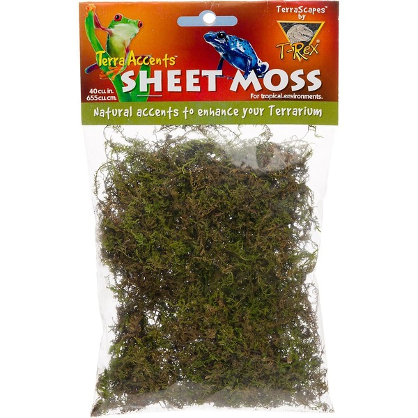 Terrascapes T-Rex Terra Accents Sheet Moss