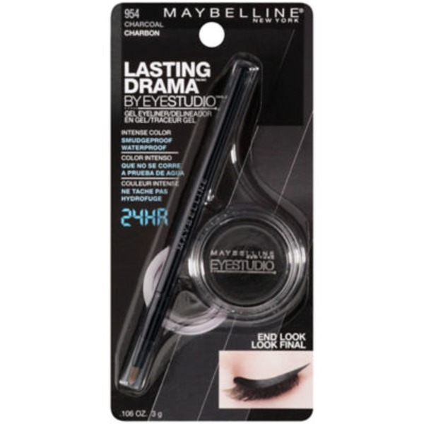 Eye Studio® Lasting Drama® Charcoal Gel Eyeliner