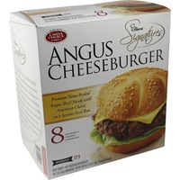 Advance Pierre Signatures Angus Cheeseburger