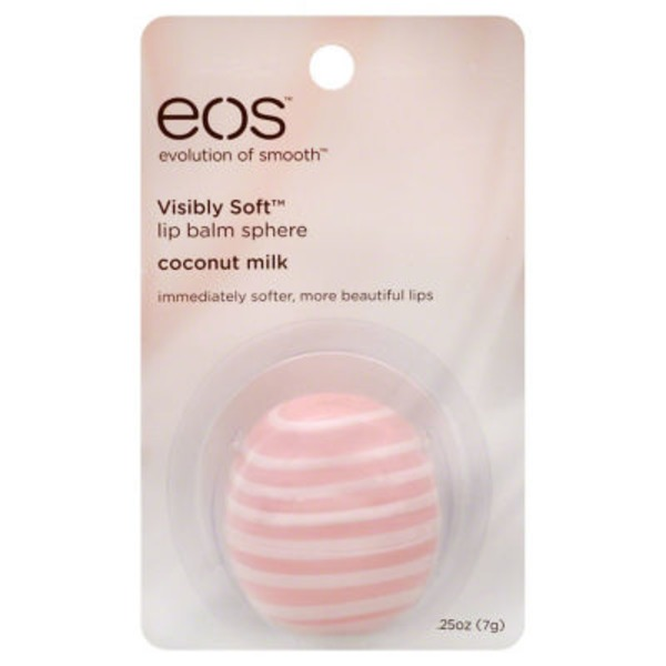 eos Lip Balm Sphere Coconut Milk