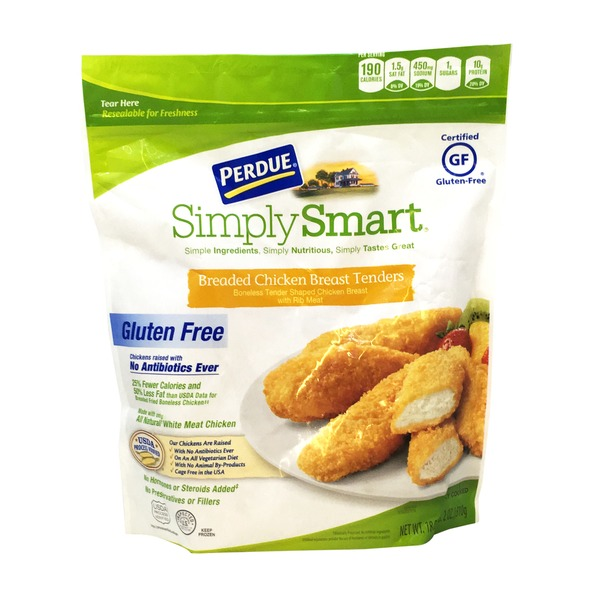 Perdue Simply Smart Breaded Chicken Breast Tenders