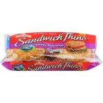 Arnold Multi-Grain Pre-Sliced Sandwich Thins, 8 Ct