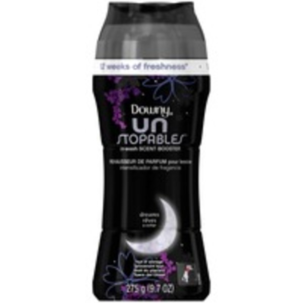 Downy Unstopables Downy Unstopables Dreams In-Wash Scent Booster Fabric Enhancer 9.7oz Fabric Enhancers