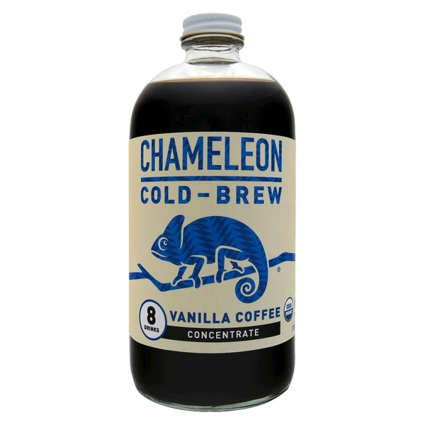 Chameleon Cold Brew Vanilla Coffee Concentrate