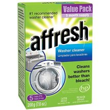 Affresh Washer Cleaner, 5 Count