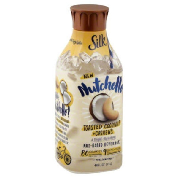 Silk Nutchello Toasted Coconut + Cashews Nut-Based Beverage