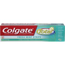 Colgate Total Toothpaste, Mint Stripe, 6 Oz