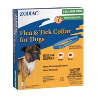 Zodiac Flea & Tick Collar for Dogs
