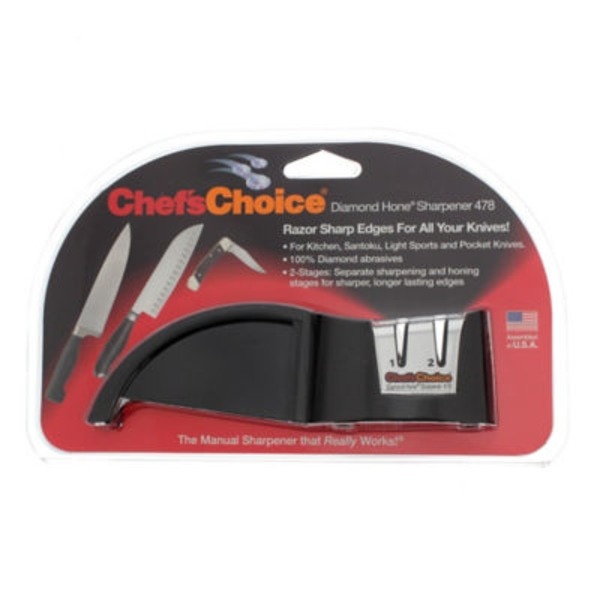 Chef's Choice Diamond Hone, Sharpener