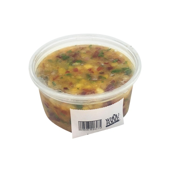 Whole Foods Market Peach Salsa