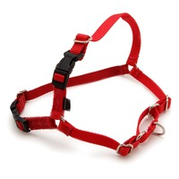 Pet Safe Small Easy Walk Red and Black Dog Harness