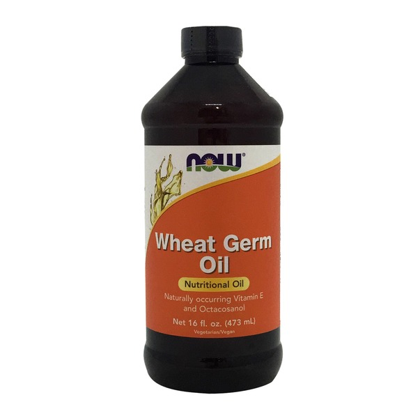 Now Wheat Germ Oil