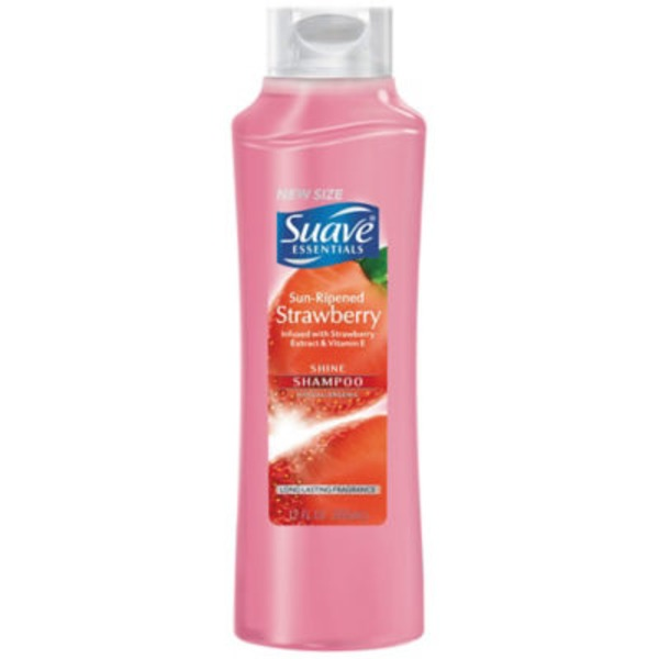 Suave Sun Ripened Strawberry Shampoo