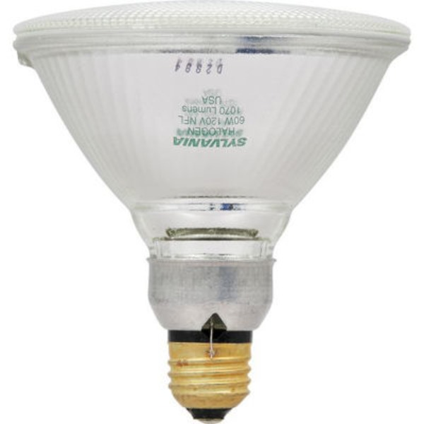 Sylvania Light Bulb, Halogen, Flood, 60 Watts