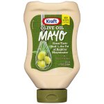 Kraft Mayo Mayonnaise Olive Oil Reduced Fat, 22 fl oz, Bottle