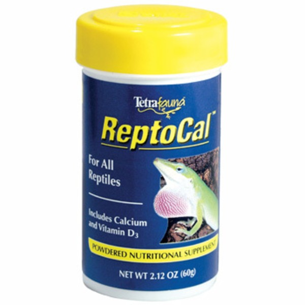 Tetra Fauna Reptocal Reptile Supplement