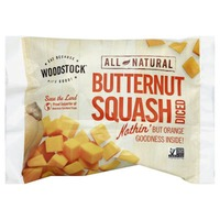 Woodstock Farms All Natural Frozen Diced Butternut Squash