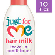 Just For Me Hair Milk Hydrate & Protect Leave-In Conditioner