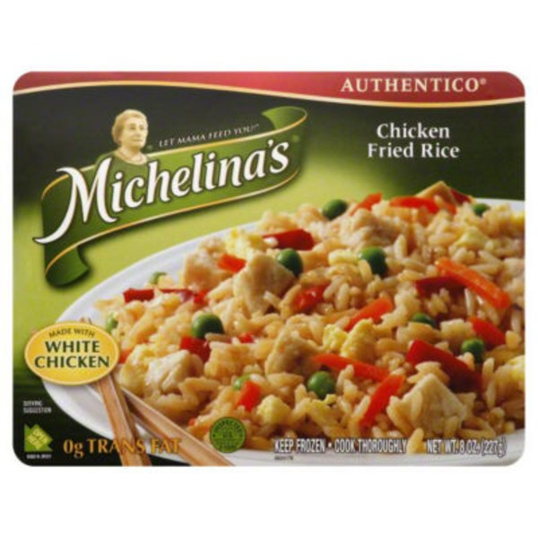 Michelina's Authentico Chicken Fried Rice