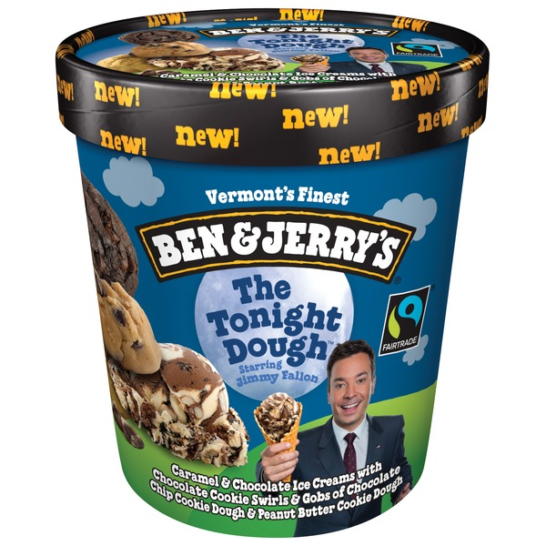 "Ben & Jerry's The Tonight Doughâ""¢ Ice Cream"
