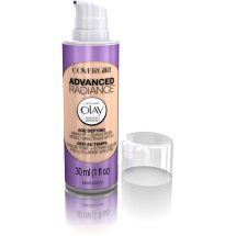 COVERGIRL Advanced Radiance Age Defying Foundation Makeup Buff Beige 125, 1 oz