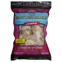 Hill Country Fare Raw Easy Peel Shrimp Jumbo Shell-On
