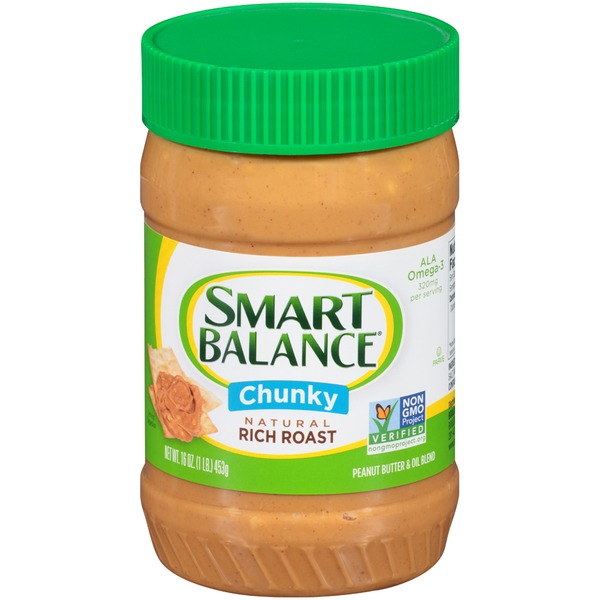 Smart Balance Rich Roast Chunky Peanut Butter