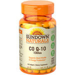 Sundown Naturals Q-Sorb Co Q-10 Dietary Supplement Softgels