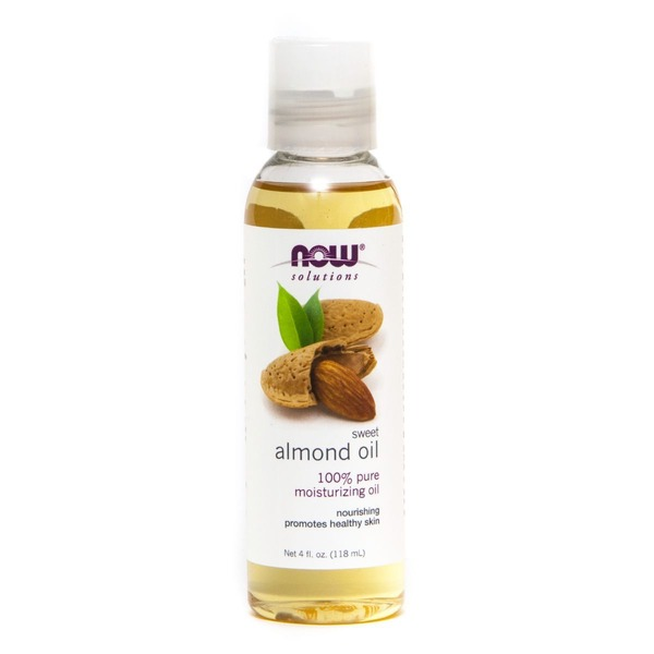 Now 100% Pure Sweet Almond Oil