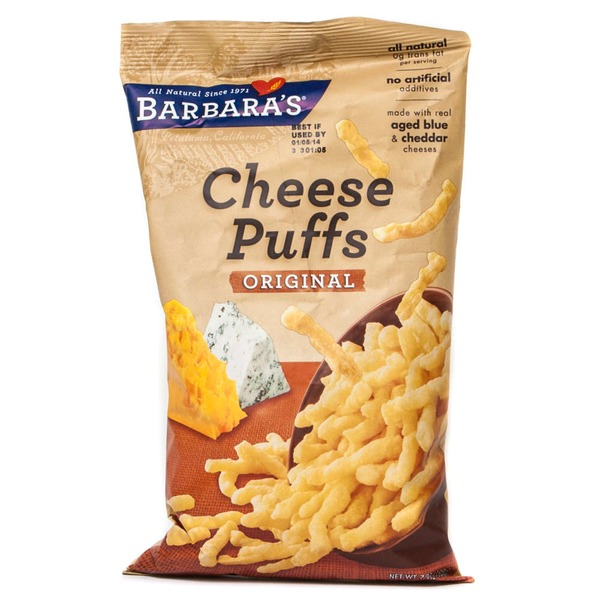 Barbara's Original Cheese Puffs