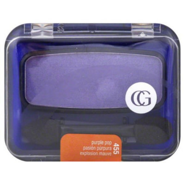 CoverGirl Eye Enhancer COVERGIRL Eye Enhancers 1-Kit Eye Shadow, Purple Pop .09 oz (2.5 g) Female Cosmetics