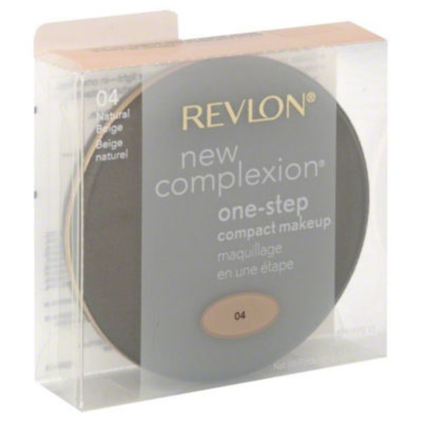 Revlon New Complexion One-Step Makeup Compact Natural Beige 04