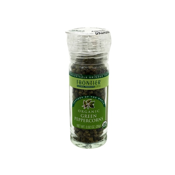 Frontier Organic Green Peppercorns