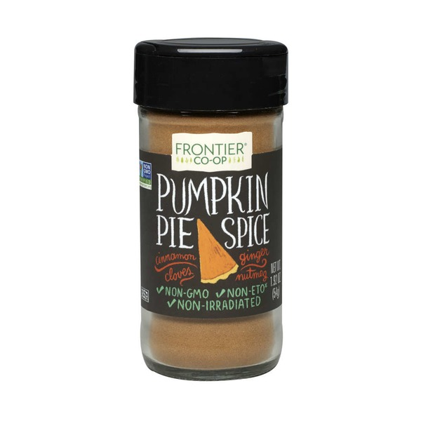 Frontier Natural Products Co-op Frontier Pumpkin Pie Spice Seasoning Blend