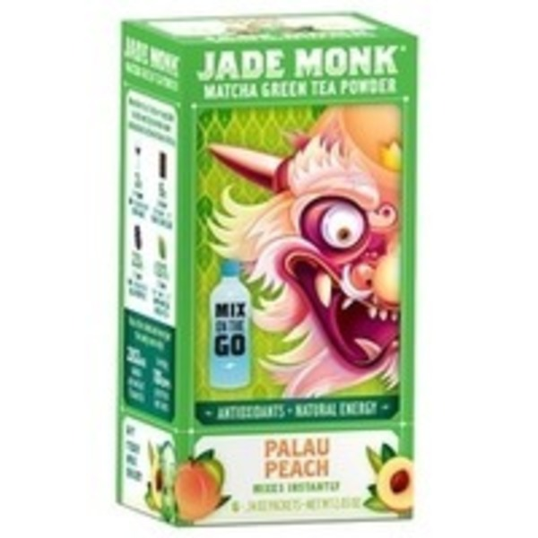 Jade Monk Palau Peach Matcha Powder