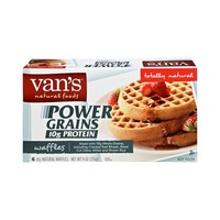 Van's Power Grains Waffles Totally Natural
