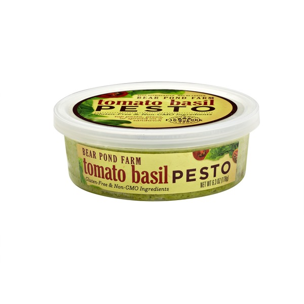 Bear Pond Farm Tomato Basil Pesto